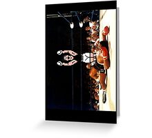 Super Punch Out Greeting Card