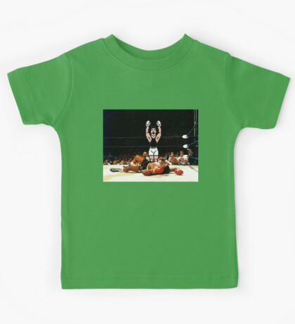Super Punch Out Kids Tee