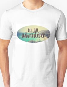 On An Adventure T-Shirt
