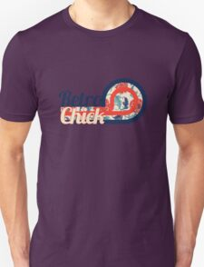Retro Chick Unisex T-Shirt