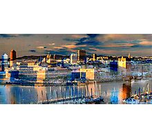 The Old Port, Marseille Photographic Print