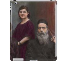 Americana - That old world charm iPad Case/Skin