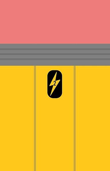 It's A Lot Like Lightning  by kittenblaine