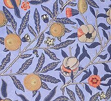 Vintage Tropical Floral Pattern by sale