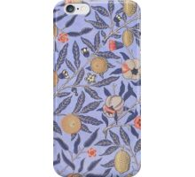Vintage Tropical Floral Pattern iPhone Case/Skin