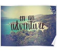 Adventure Again Poster