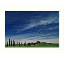 Tuscany - 1 Art Print