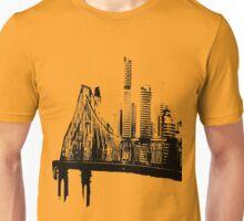 Brisbane Bridged. Unisex T-Shirt