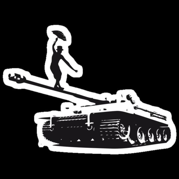 Tank by Peter Visser