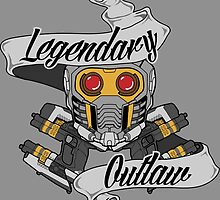 Legendary Outlaw by D4N13L