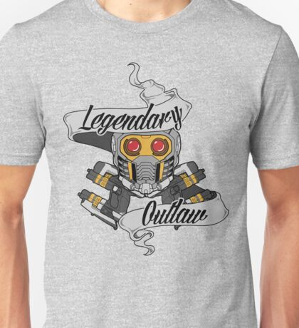 Legendary Outlaw Unisex T-Shirt