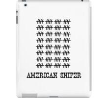 American sniper. iPad Case/Skin