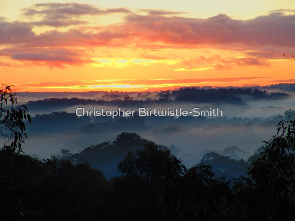 Mylor South Australia Dawn by Christopher Birtwistle-Smith