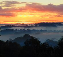 Mylor South Australia Dawn by Christopher Birtwistle-Smith