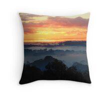 Mylor South Australia Dawn Throw Pillow