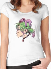 DedTedHed Women's Fitted Scoop T-Shirt