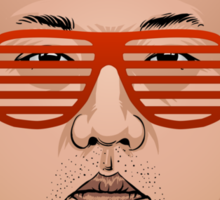 So Kim Jong Un Cool Sticker