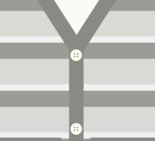 Shades of Gray Sticker