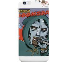 MF Doom Operation Doomsday iPhone Case/Skin