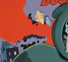MF Doom Operation Doomsday Sticker