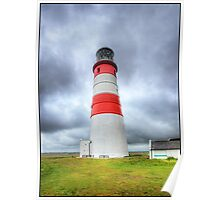 Orford Ness Panoraic HDR Poster