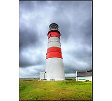 Orford Ness Panoraic HDR Photographic Print