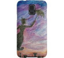Mary Poppins Samsung Galaxy Case/Skin