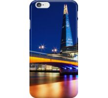 London Bridge & The Shard iPhone Case/Skin