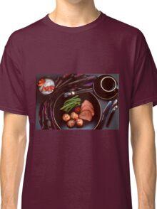 Healthy Dinner Classic T-Shirt