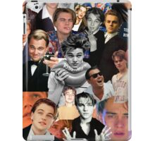 Leonardo Dicaprio Collage iPad Case/Skin