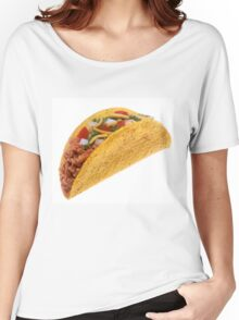 Hard Shell Taco Women's Relaxed Fit T-Shirt