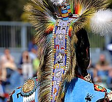 Indian Colors by Mark Bolen
