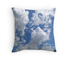 It's a beautiful day Throw Pillow