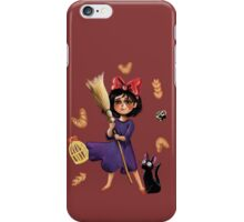Kiki's Delivery Service - Kiki and Jiji iPhone Case/Skin