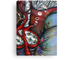What The Heart Wants Canvas Print