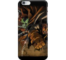 Spawn and Hellboy iPhone Case/Skin