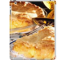 Apple Pie Dessert  iPad Case/Skin