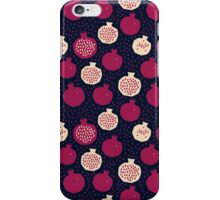 Garnet splash iPhone Case/Skin