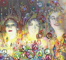 3 Goddesses by westgermanica