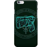 Dominator Psycho-pass iPhone Case/Skin