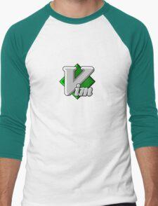 Vim - Text Editor - Since 1991 Men's Baseball ¾ T-Shirt
