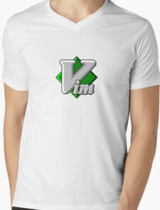 Vim - Text Editor - Since 1991 Mens V-Neck T-Shirt