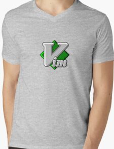 Vim - Text Editor - Since 1991 Mens V-Neck T-Shirt