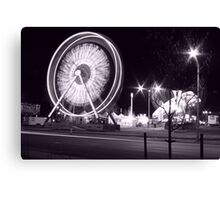 The midway! Canvas Print