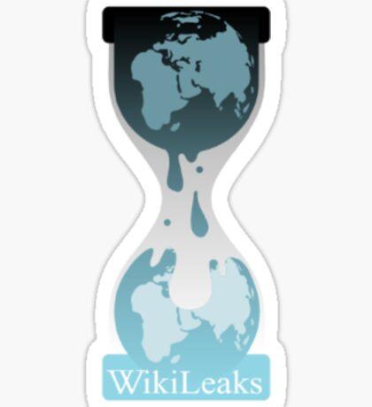 WikiLeaks  Sticker