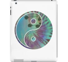 Yin and Yang Ocean iPad Case/Skin