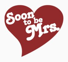Soon To Be Mrs. by Boogiemonst