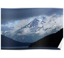 Chilkat Mountains Poster