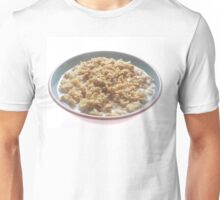 Bowl of Oatmeal Unisex T-Shirt