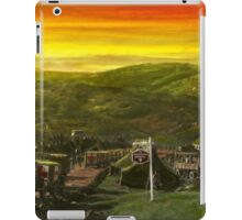 Doctor - Perrégaux evacuation hospital - At the end of a day iPad Case/Skin